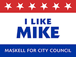 Maskell for City Council